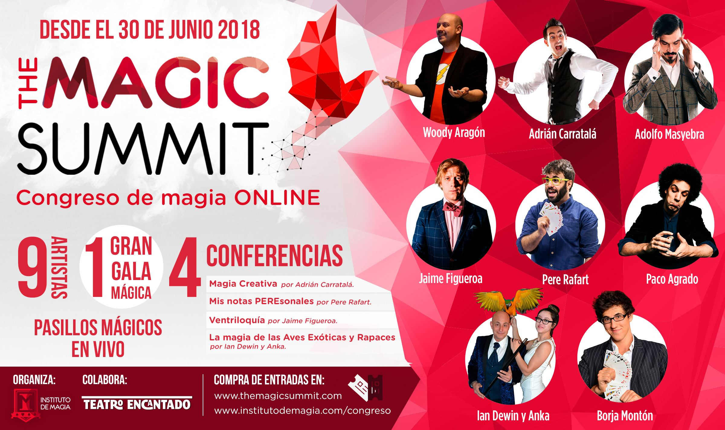 Cartel Magic Summit 2018