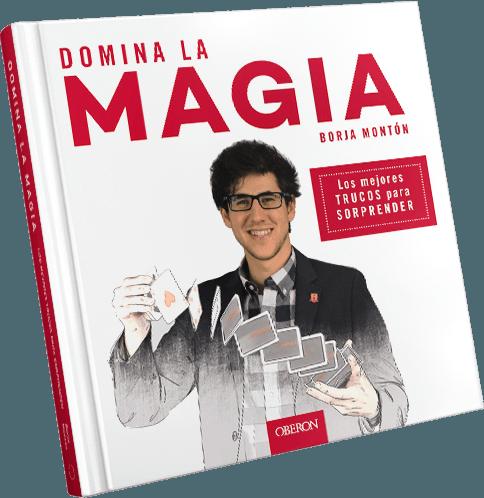Libro Domina la magia