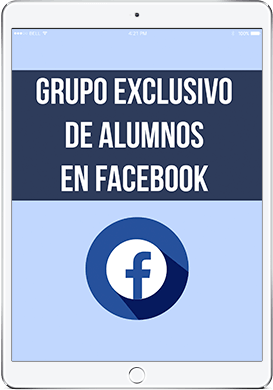 Grupo exclusivo alumnos
